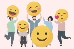 ludzie jako emoji